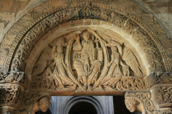 Ely Cathedral Prior's Door, photo by Holly Hayes, www.gohistoric.com