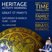 Our first big heritage event.