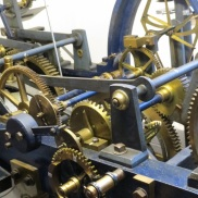 The mechanism up close