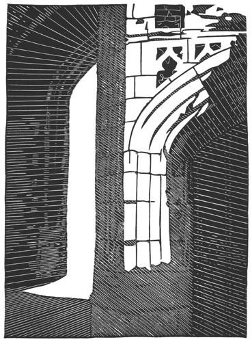 Colchester Abbey, AJ Blustin