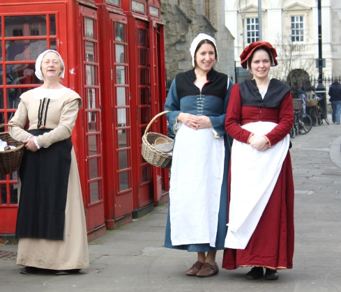 Tudors and telephone boxes