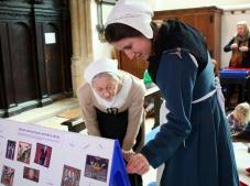 Tudors meet medieval manuscripts