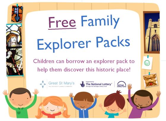 family explorer packs poster image