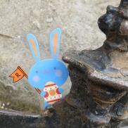 Easter bunnies!