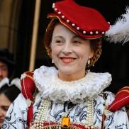 Tudor re-enactments