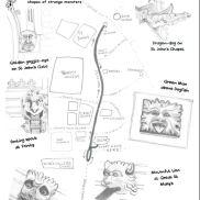 Gargoyles sheet