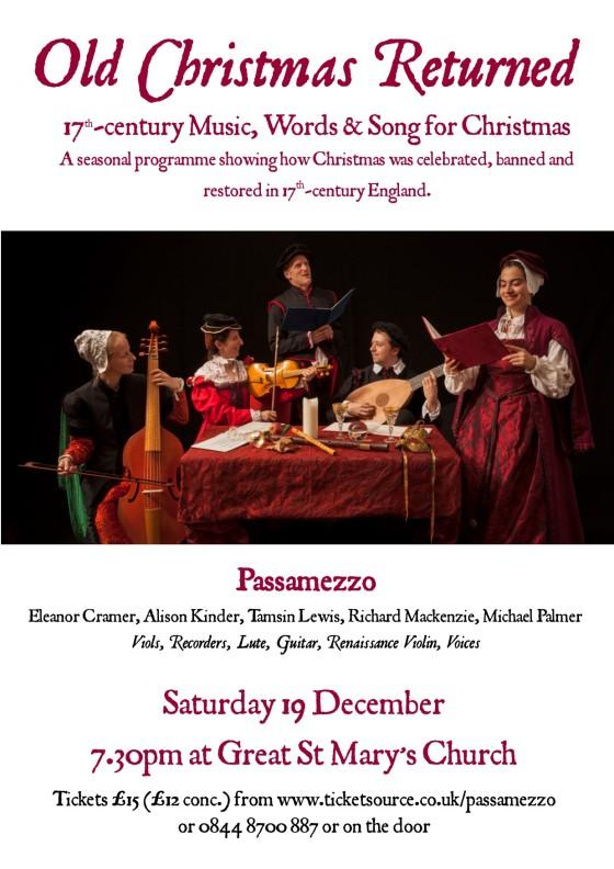 Passamezzo Christmas poster NEW jpg