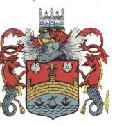 Cambridge coat of arms.